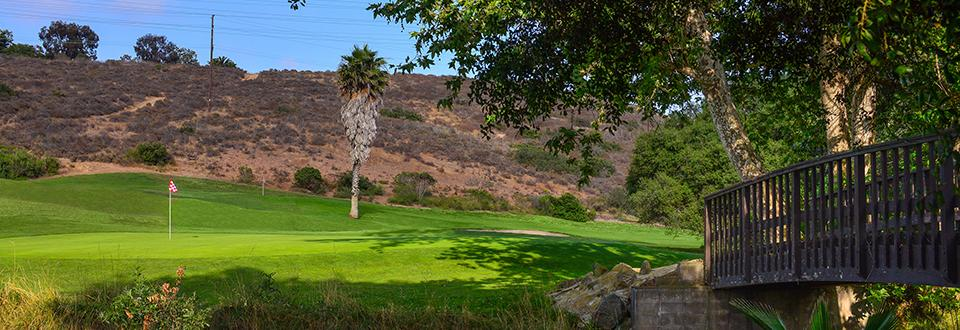 San Diego Golf Clubs | Tecolote Canyon Golf Course in CA
